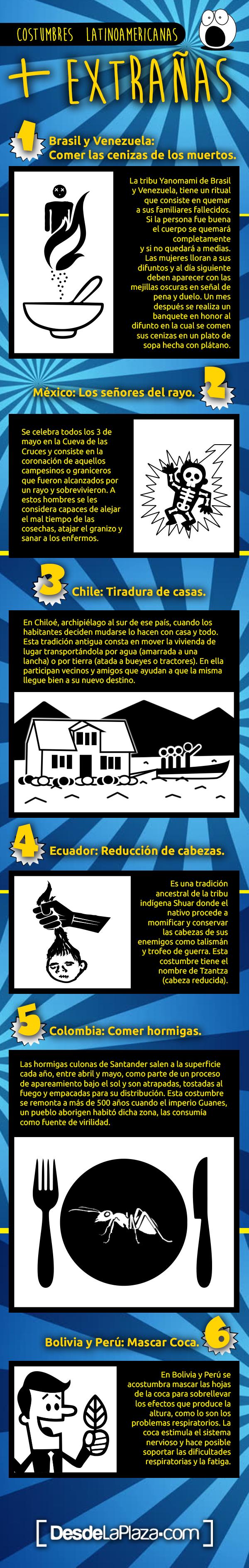 tradiciones latinoamericanas
