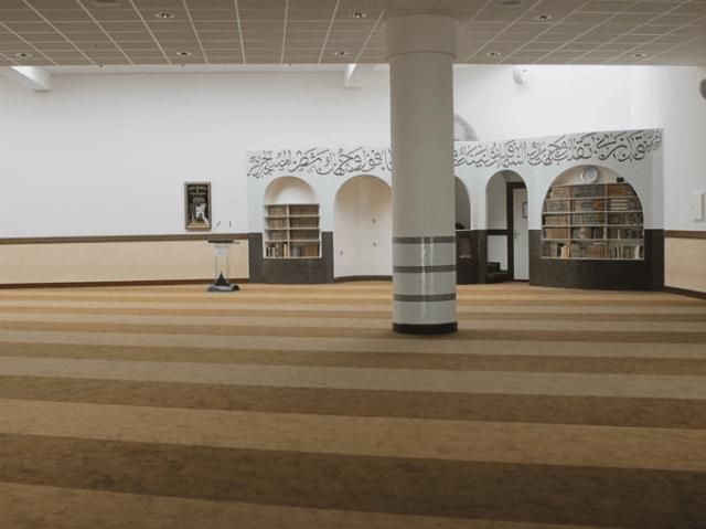 La Grande Mosquée d'Echirolles3