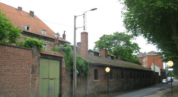 Projet salle prière Douai