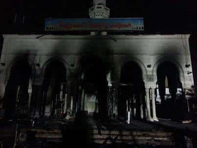 Mosquée Rab'a Al Adawiyya