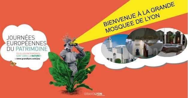 portes ouvertes la grande mosqu e de lyon 69 des d mes des minarets. Black Bedroom Furniture Sets. Home Design Ideas