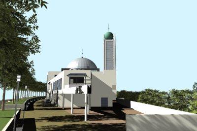 La Grande Mosquée de Tours