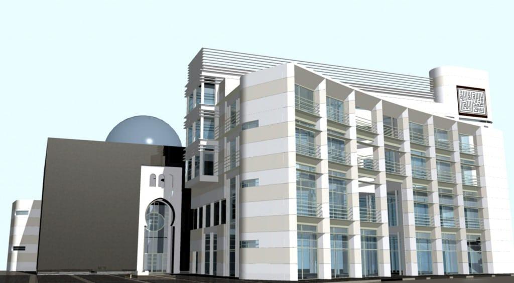 La mosquée de Bobigny