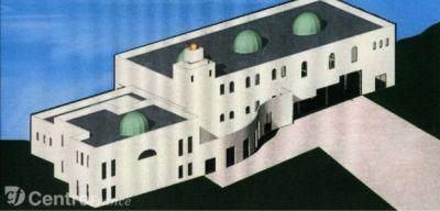La mosquée de Brive-la-Gaillarde