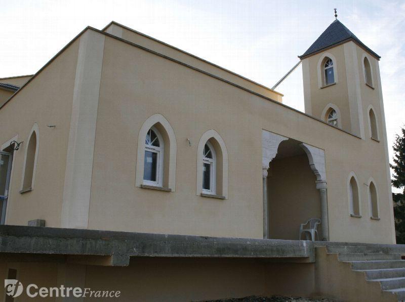 La mosquée de Nogent-le-Rotrou