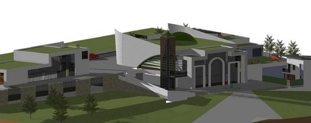 La mosquée de Provins