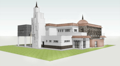 La mosquée de Vernouillet Verneuil-sur-Seine