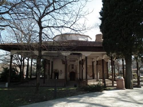 La mosque de Karlovo