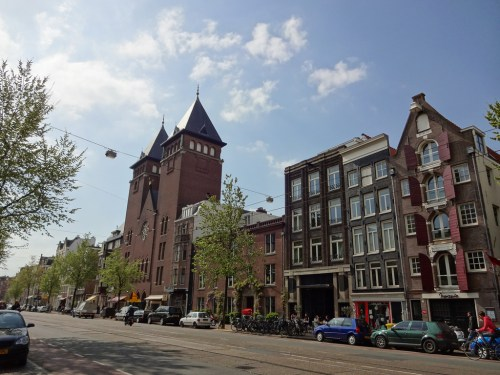 La mosquée Fatih d'Amsterdam