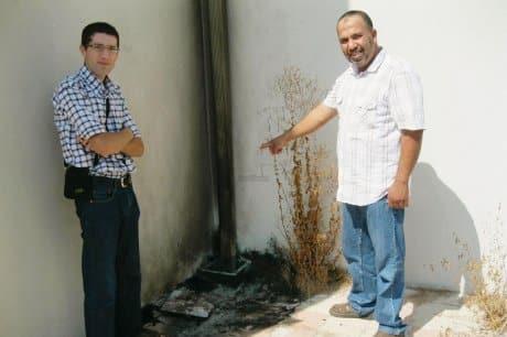 L'incendiaire de la mosquée de Libourne remis en liberté