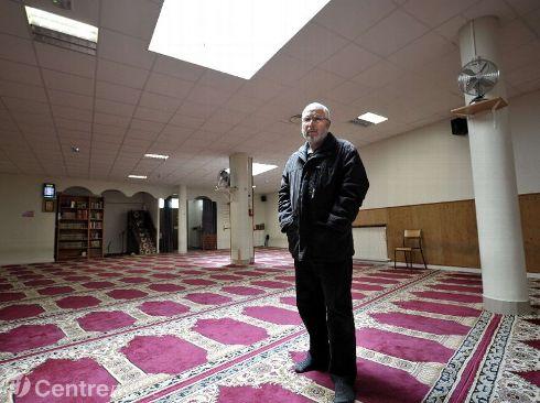Projet mosquée Sens