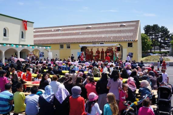 Inauguration de la mosquée turque de Châteadun2
