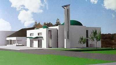 Projet d'une grande mosquée à Quimper