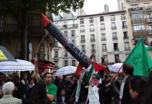 Manif Gaza Paris