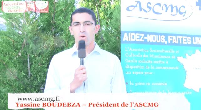 Yassine Boudebza président de l'ASCMG