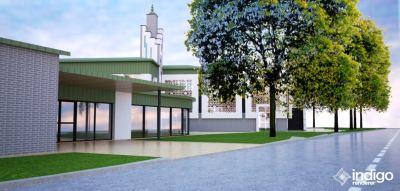 Mosquée du Val de Reuil