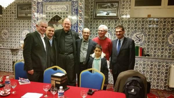 Mulhouse Quand musulmans et chrétiens échangent sur Abraham à la mosquée 6