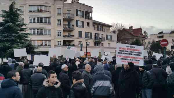 Forte mobilisation contre l'islamophobie à Saint-Gratien 5