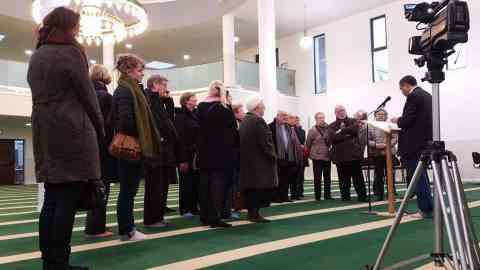 La mosquée Bilal de Roubaix se visite 3