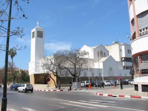Eglise évangélique de Rabat