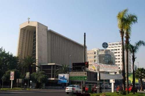 Eglise Notre Dame de Lourdes de Casablanca