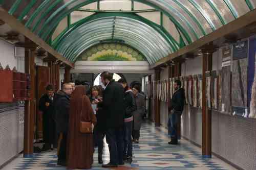 Portes ouvertes à la mosquée Al Imane de Lille 2