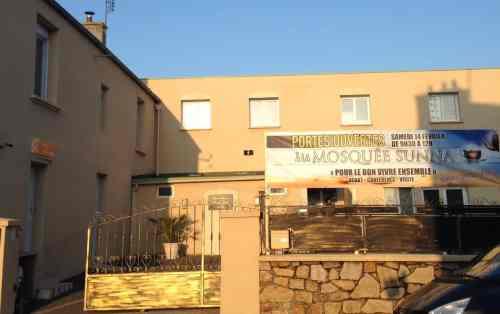 Portes ouvertes à la mosquée de Brest 1