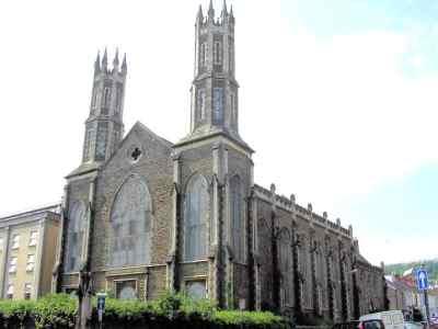 Mosquée de Swansea