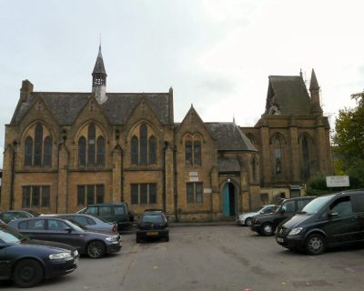 Unitarian Chapel Manchester