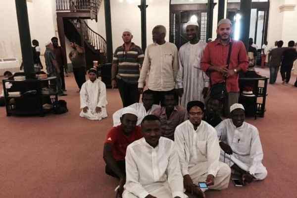 Première mosquée de Cuba