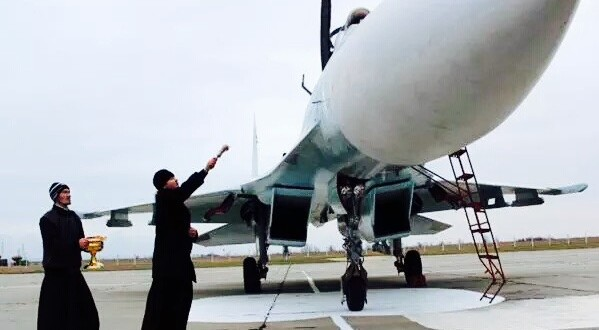 Guerre Sainte Russe en Syrie