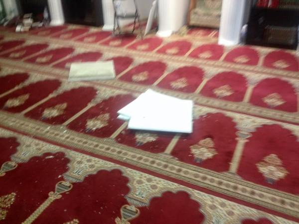 Perquisition musclée dans une mosquée d'Aubervilliers 3