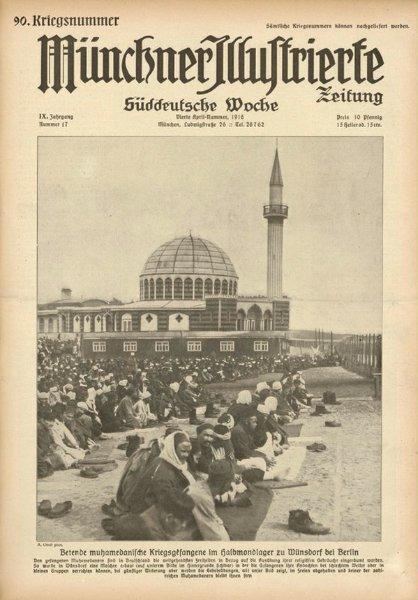 Mosquée de Wünsdorf