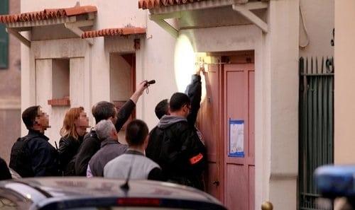 BEAUSOLEIL - fermeture d'une salle de prière