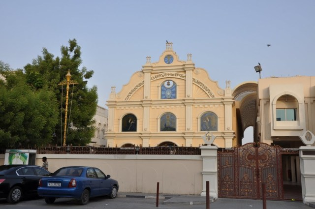 eglise-orthodoxe-saint-gregorios-de-sharjah