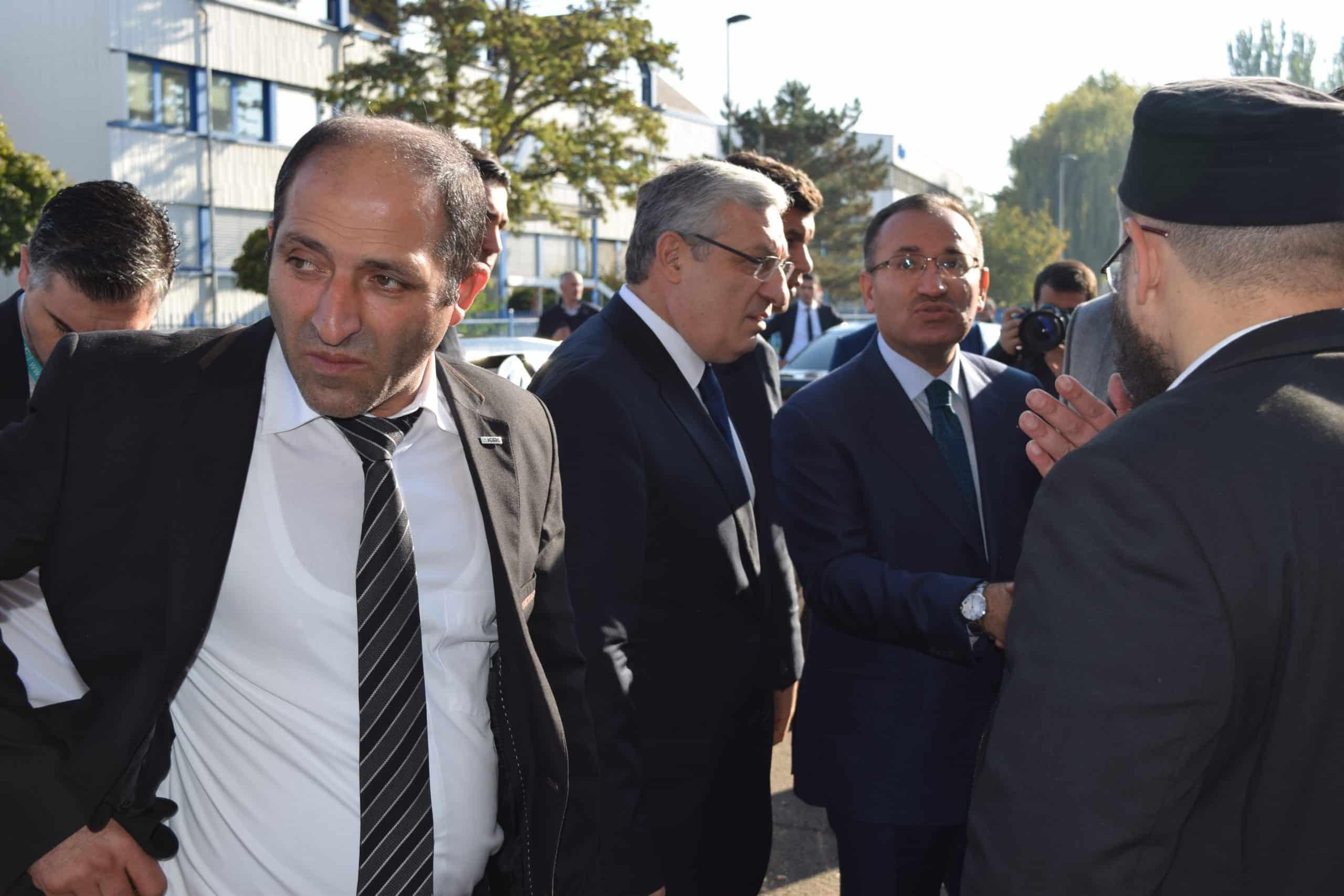 Bekir Bozdag, vice-premier ministre turc