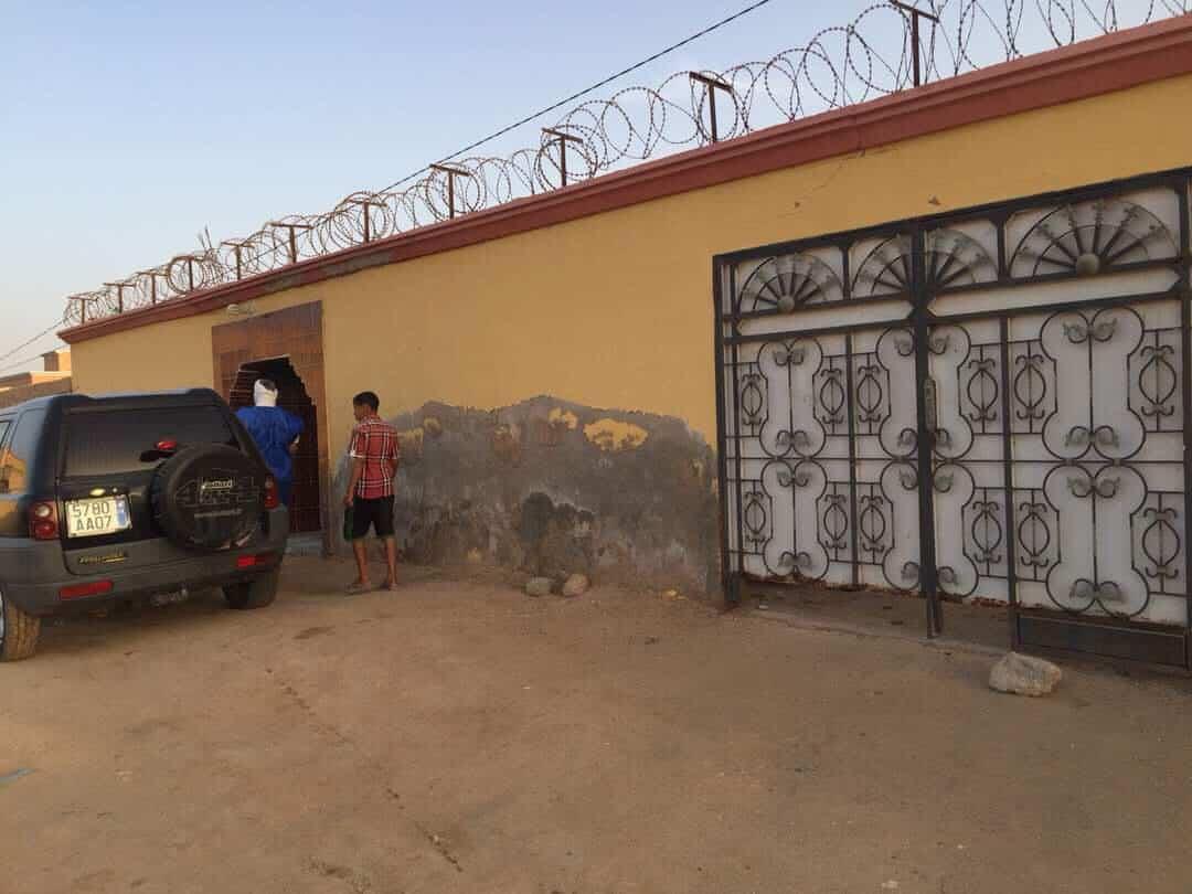 école coranique Mauritanie ACCAM Mulhouse 1
