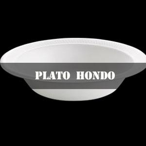 PLATO HONDO