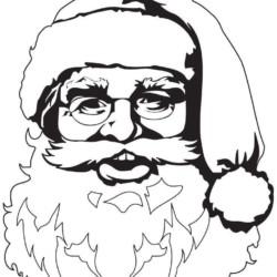 Desenhos Do Papai Noel Desenhos E Colorir