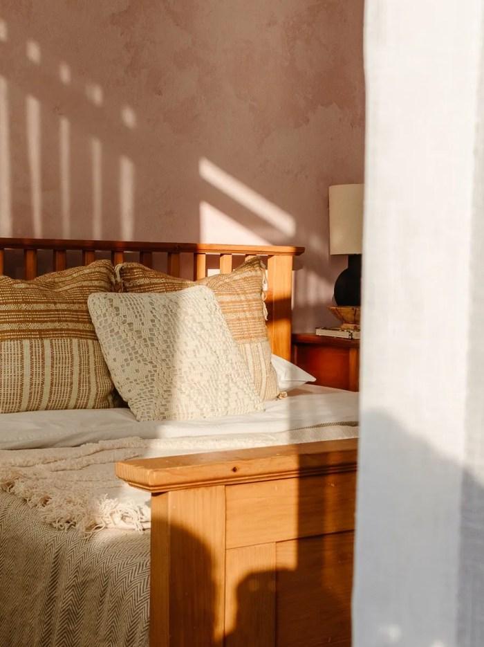 Romantische Slaapkamer met Marrakech Walls