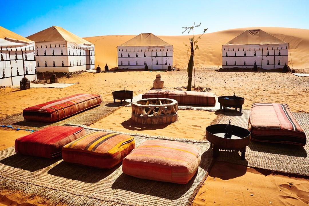 Desert Camp Bouchedor