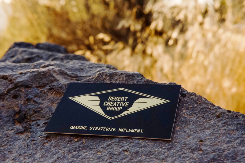 Desert Creative Group: A Full-Service Creative Agency-About Us