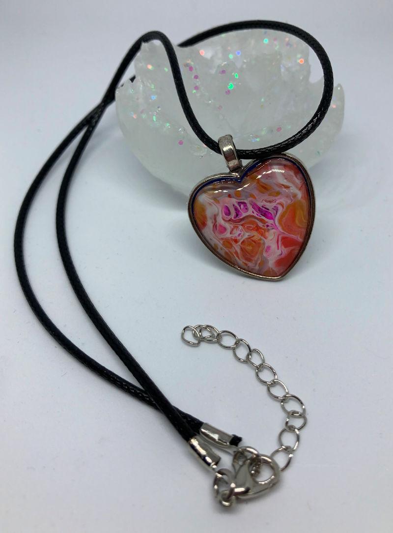 Necklace Desert Hippie Arts 1