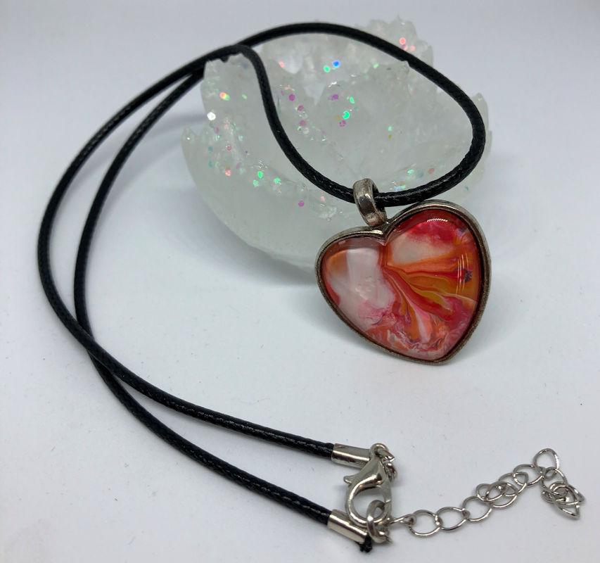 Necklace Desert Hippie Arts 4