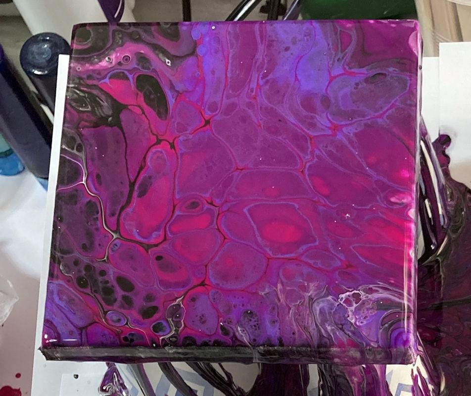mini canvas art desert hippie arts 3