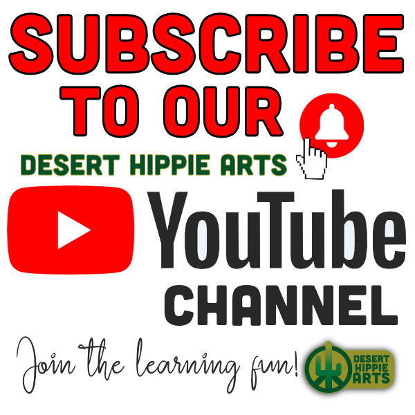 YouTube Desert Hippie Arts