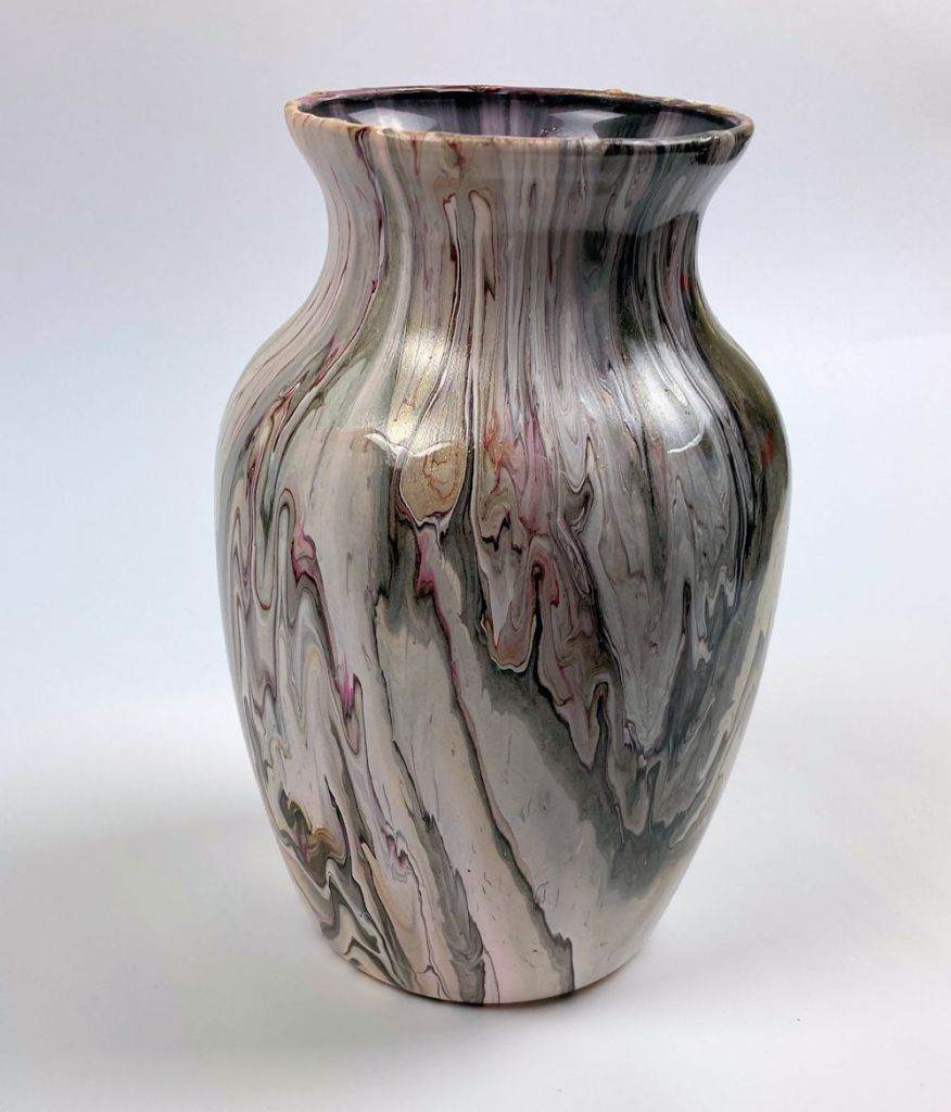vase and canvas set 1