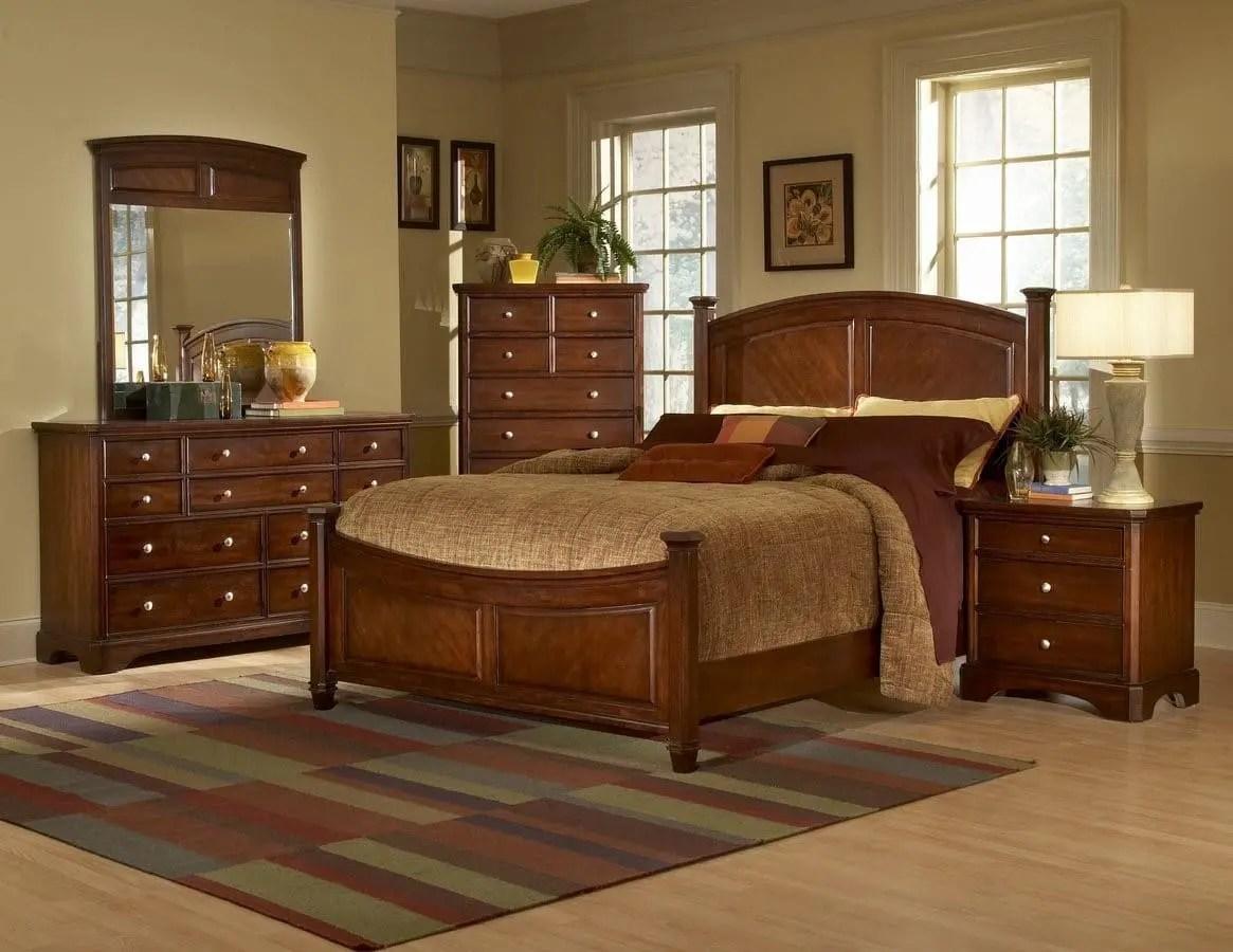 تصممي السرير الخشبي