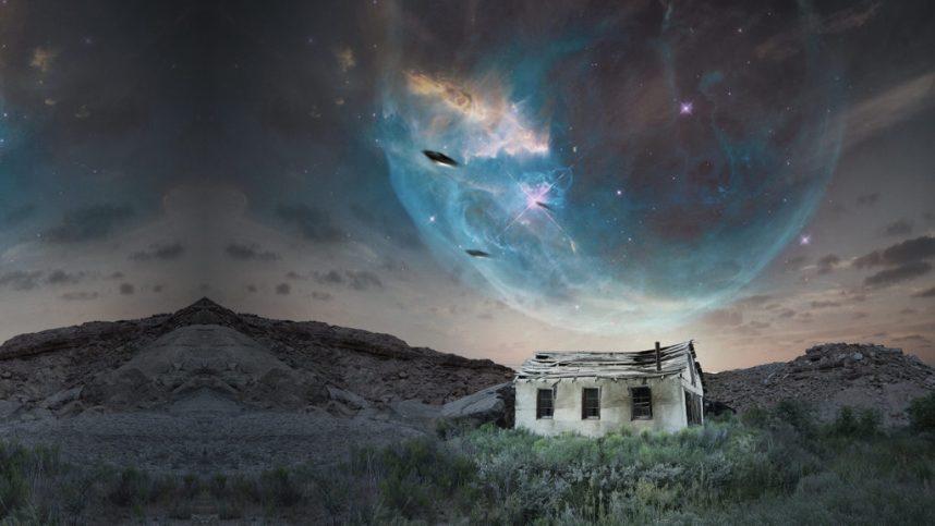 Skinwalker Ranch – DESERT ORACLE