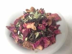 Heart's Ease Black Alternate Tea